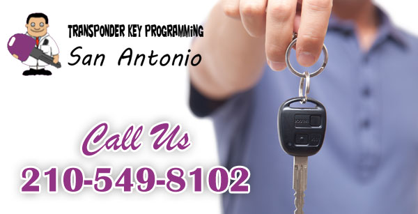 Transponder Key Programming San Antonio TX
